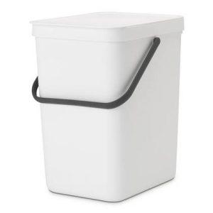 Brabantia Sort & Go Afvalemmer 25 Liter