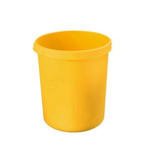papierbak HAN Standaard 30 liter geel