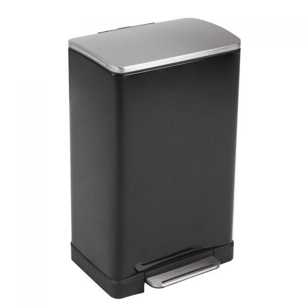 EKO E-Cube pedaalemmer - 40L - zwart