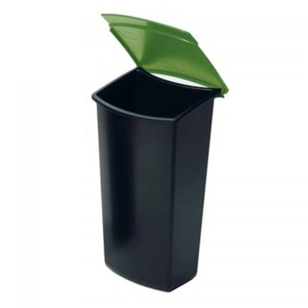 Han papiermand Mondo inzetbakje: groen (ft 15