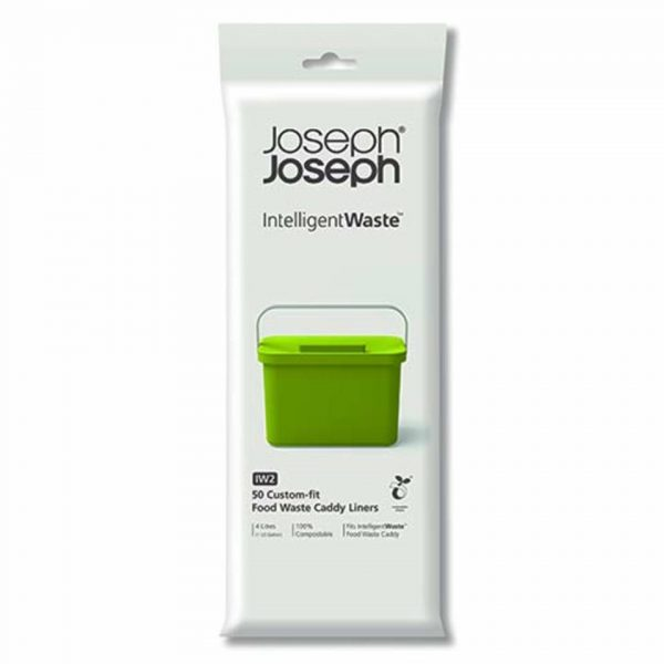 Joseph Joseph IW2 Intelligent Waste afvalzakken - 4 l - 50 stuks