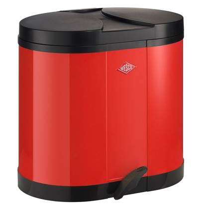 Wesco Double Bin Duo Afvalemmer 2x 15 Liter