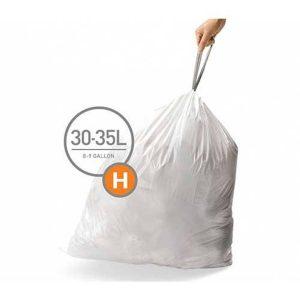 Afvalzakken Code H
