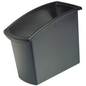 Papierbak Han Mondo 18 Liter Zonder Inzet Zwart