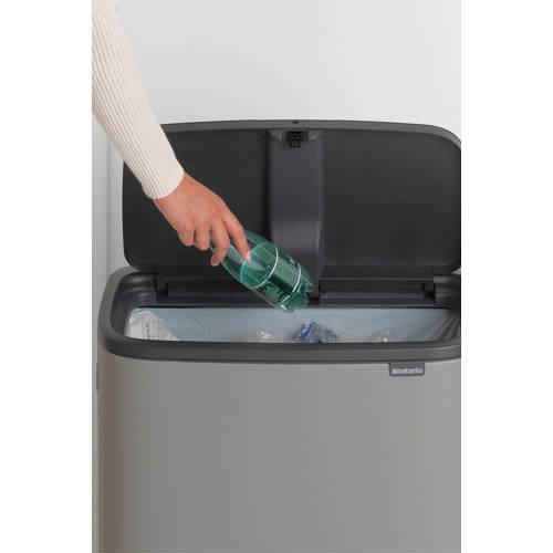 Brabantia Bo Touch bin afvalemmer (60 liter) - 2