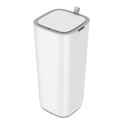 EKO Morandi Smart Sensor Afvalemmer 30 Liter - Wit