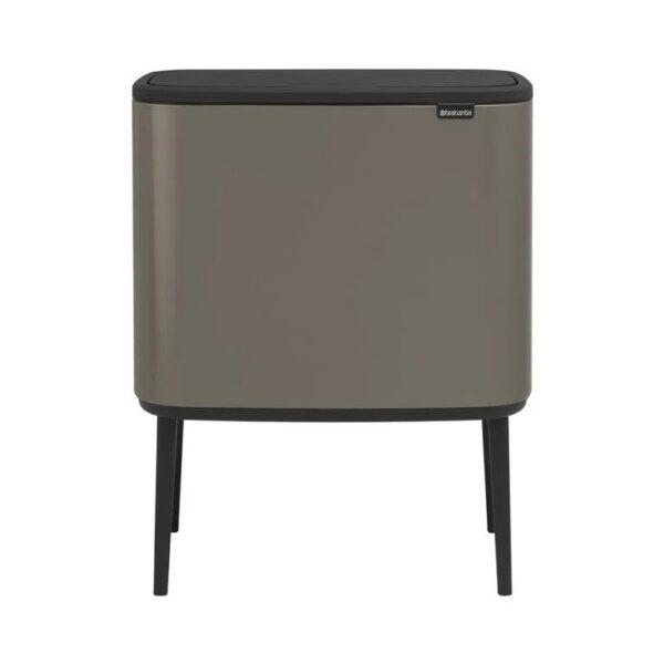 Brabantia Bo Touch Bin - 36 liter - Platinum
