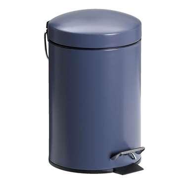 Pedaalemmer Pedro 3l - donkerblauw - 27x17 cm - Leen Bakker
