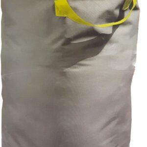 Tuinafvalzak grijs 100 liter