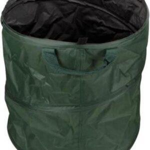 Tuinafvalzak pop-up - vouwbaar 175 liter