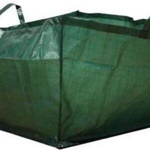 Handige tuinafvalzak - 190 liter - 69 x 69 x 40 cm - tuinopruimer