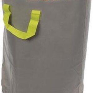 Perel Tuinafvalzak 100 L Polyester/pvc Grijs/groen
