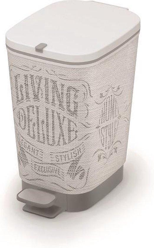 Kis prullenbak 10 liter laundry bag