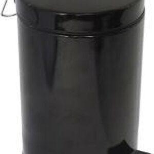 Easybin Pedaalemmer 3 liter afvalemmer Zwart