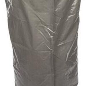 Perel Tuinafvalzak 400 Liter 79 X 103 Cm Polyetheen Grijs/groen