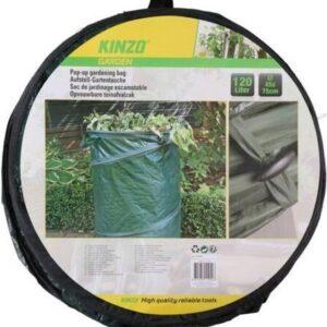 tuinafvalzak pop-up 45x75 cm groen