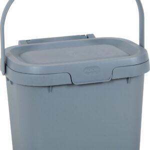 De Keuken Caddy, het slimste opbergbakje of gft afvalbakje van je keuken! Eco Grijs