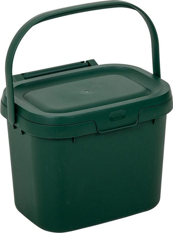 Keuken Caddy, het slimste opbergbakje of gft afvalbakje van je keuken! Groen