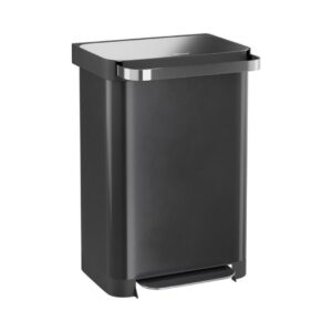 stangvollby osdall pedaalemmer 50 liter zwart
